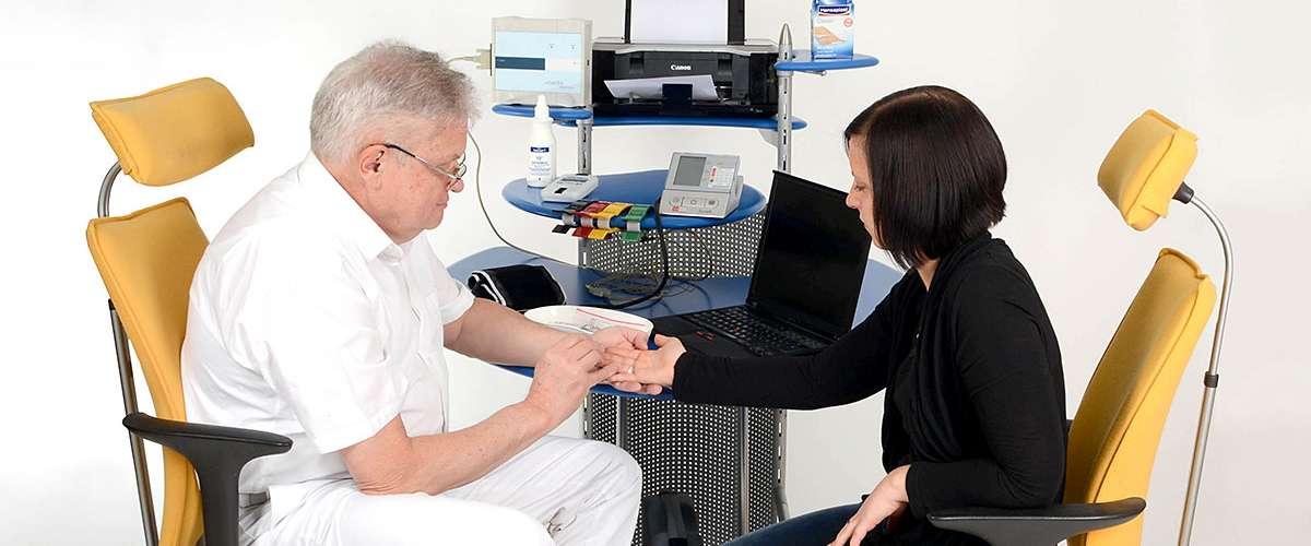 arc Gesundheitsmobil – Cardioscan Checkpoint