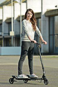arc Gesundheitsmobil, Bewegungsparcours mit Slidern