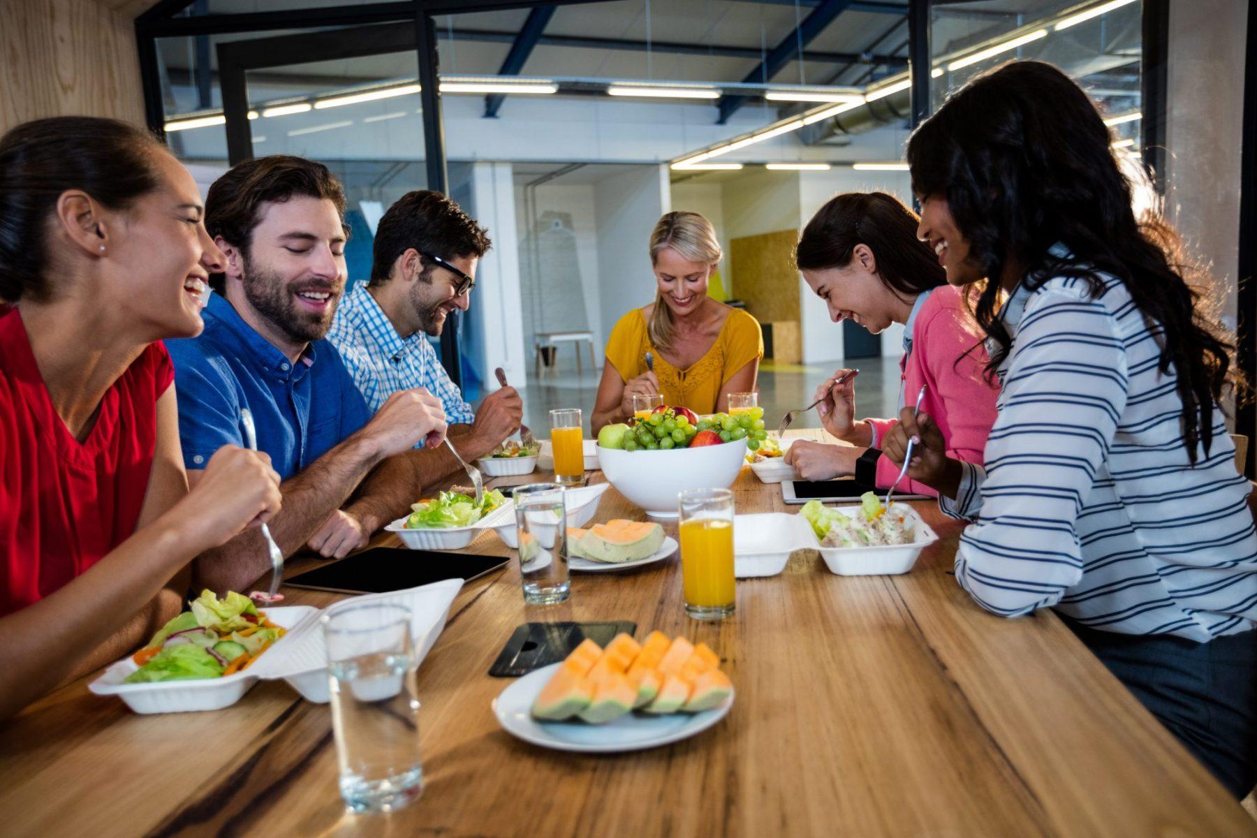 Ernährung am Arbeitsplatz