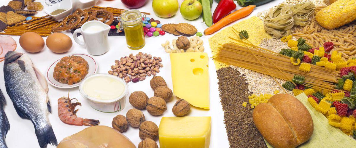 Ernährungsparcours